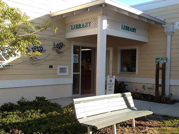 Indian Rocks Beach - Library